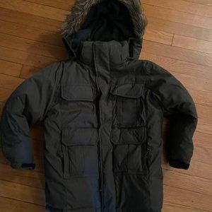Gap Kids Boys Size 8 Green 80% Down Jacket